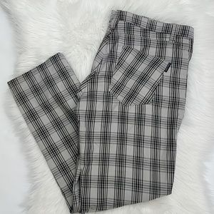 Galvin Green Men's 40/32 Plaid Golf Pants